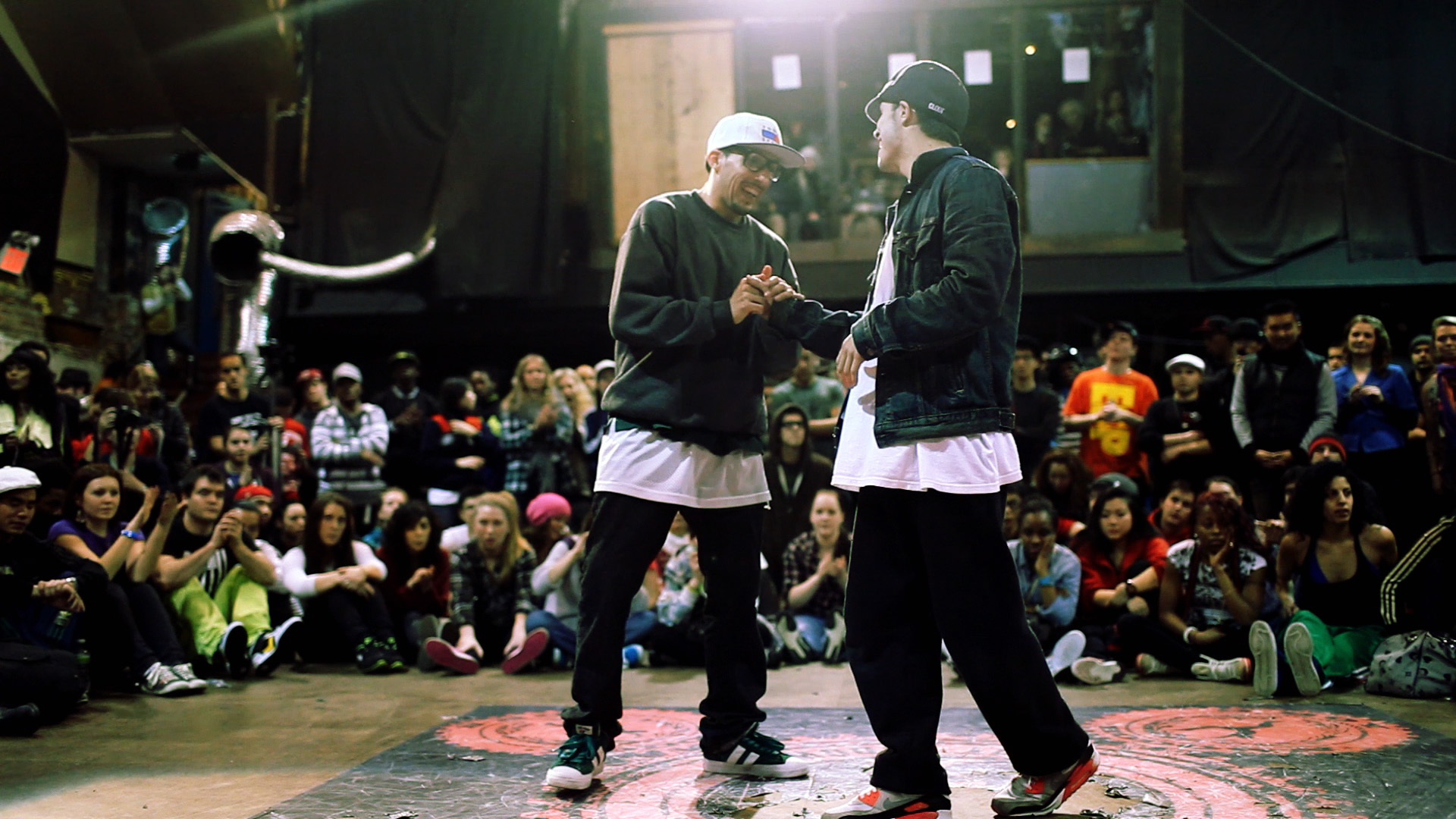 The Battle for Juste Debout